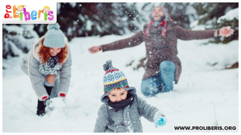 pomysł na zimowe ferie