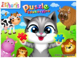 puzzle edukacyjne