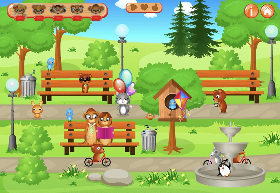 A Kuku - gry dla dzieci