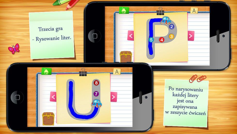 Nauka alfabetu - edukacja domowa