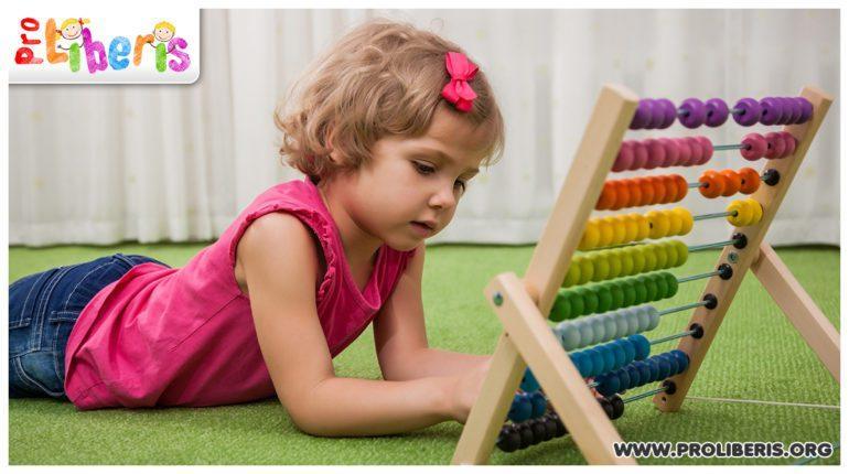 Jak nauczyć dziecko liczyć - nauka liczenia
